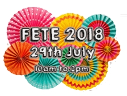 Fete day is almost here!